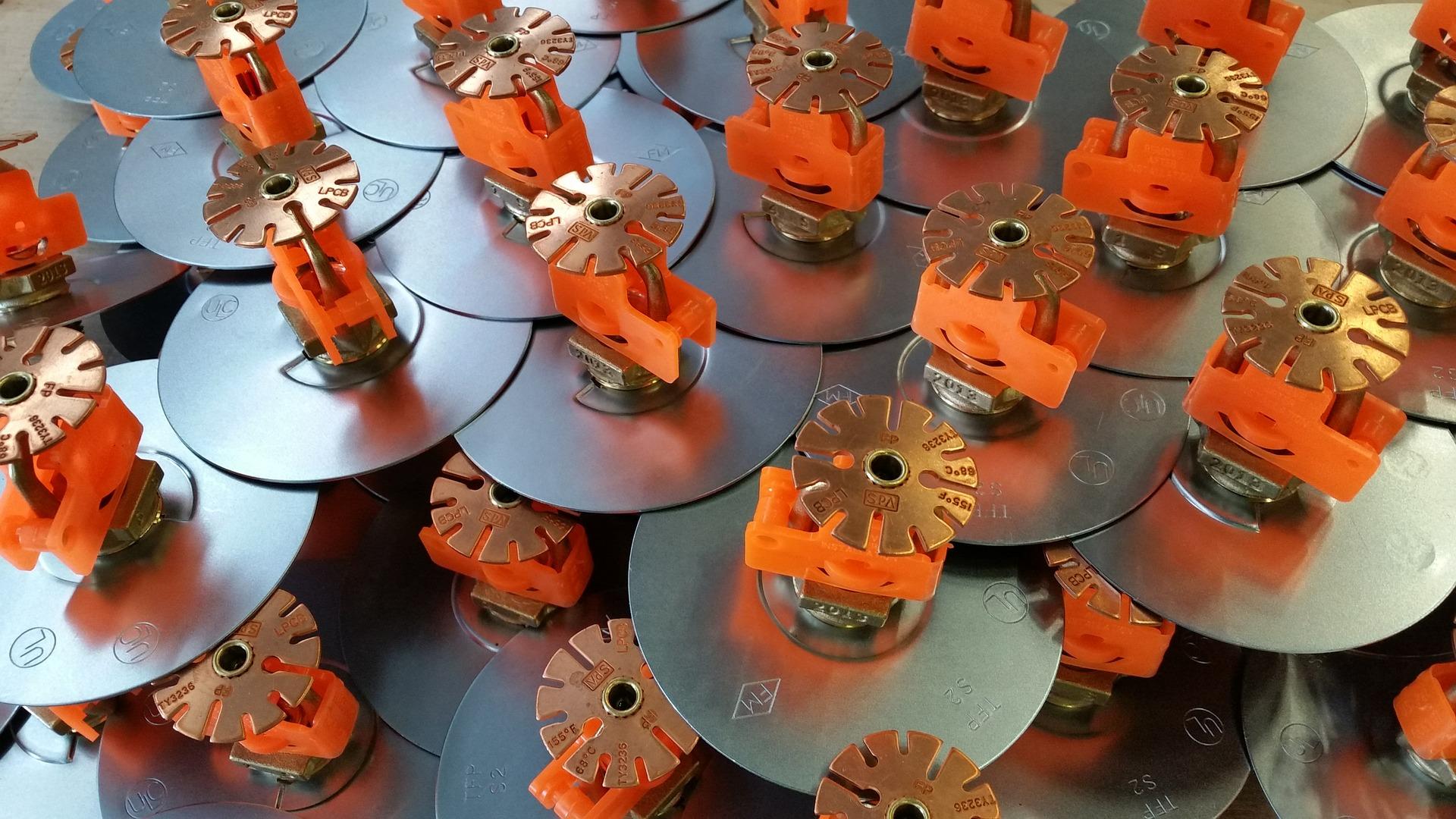 Instalator systemów gaśniczych – tryskaczów m/w/d  (m/w/d = mężczyzna / kobieta / różne)